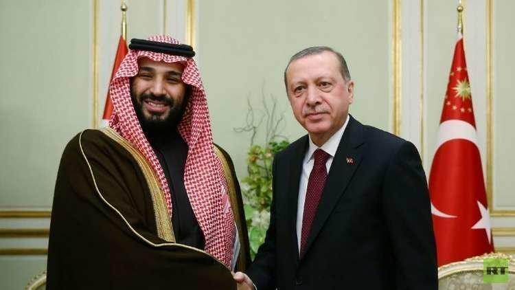 اردوغان با ولیعهد عربستان در نشست گروه ۲۰ دیدار نمیکند