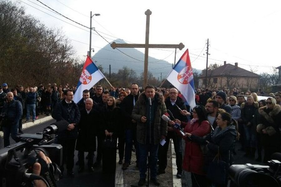 تنش بين صربستان و كوزوو