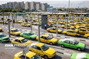 تهران   تاکسیها از چهارم خرداد باید برچسب نرخ کرایه داشته باشند