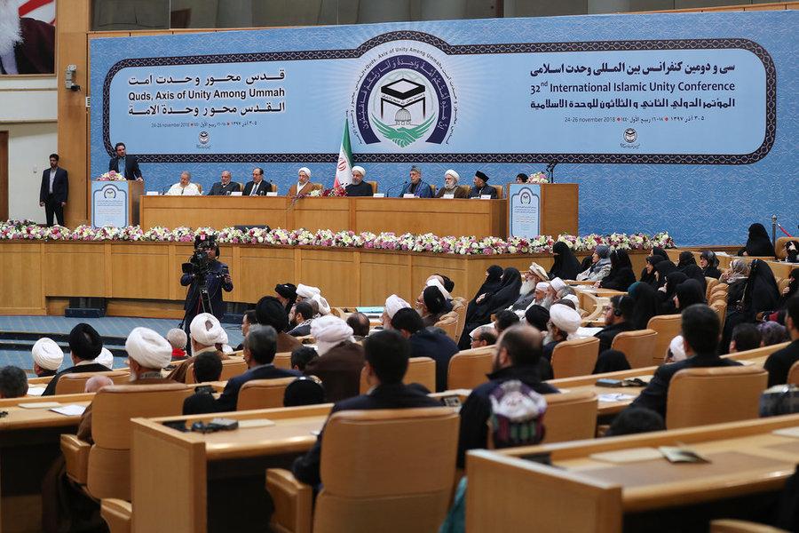 روحانی:حاضریم از منافع مردم عربستان دفاع کنیم؛ ۴۵۰ میلیارد دلار هم نمی خواهیم