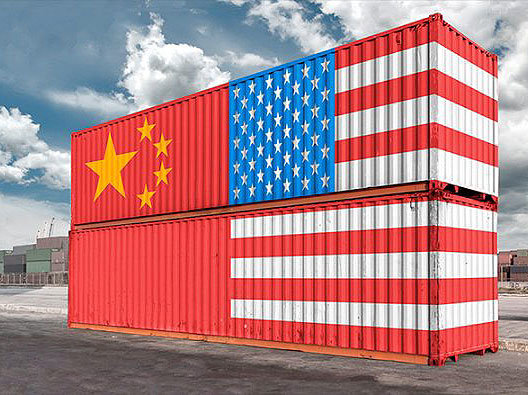 جنگ تجاري آمريكا و چين