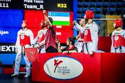 شهرداری ورامین قهرمان مسابقات تیمی تکواندوی قهرمانی جهان شد