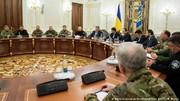 رئیس جمهور اوکراین فرمان حکومت نظامی صادر کرد