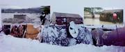 ۱۵ استان درگیر سیل | برف و کولاک برای ۹ استان