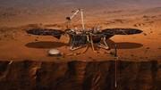 مریخپیمای ناسا بر سطح مریخ فرود آمد