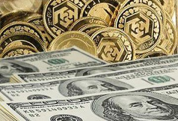 دلار و سكه