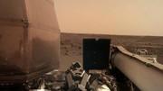 مریخ | نخستین سلفی اینسایت