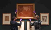 رونمایی از نقاشی ۱۵۰ ساله و ۱۰۰ دلاری روستی