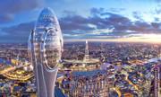 دردسرهای برج میلیاردی لاله برای پروازهای فرودگاه لندن