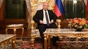 درخواست سفیر اوکراین در آلمان | پوتین را سر جایش بنشانید
