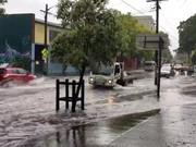 باران سیلآسا باعث هرج و مرج در سیدنی شد