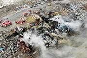 انفجار در کارخانه شیمیایی چین ۲۳ کشته برجای گذاشت