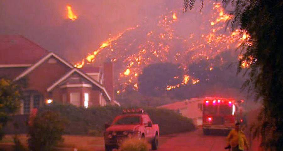 آتش سوزي در استراليا
