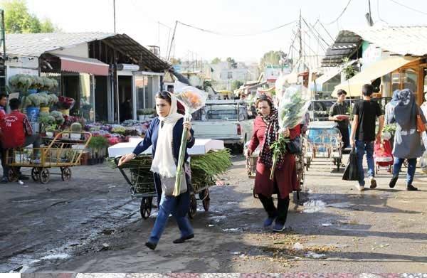 بازار گل