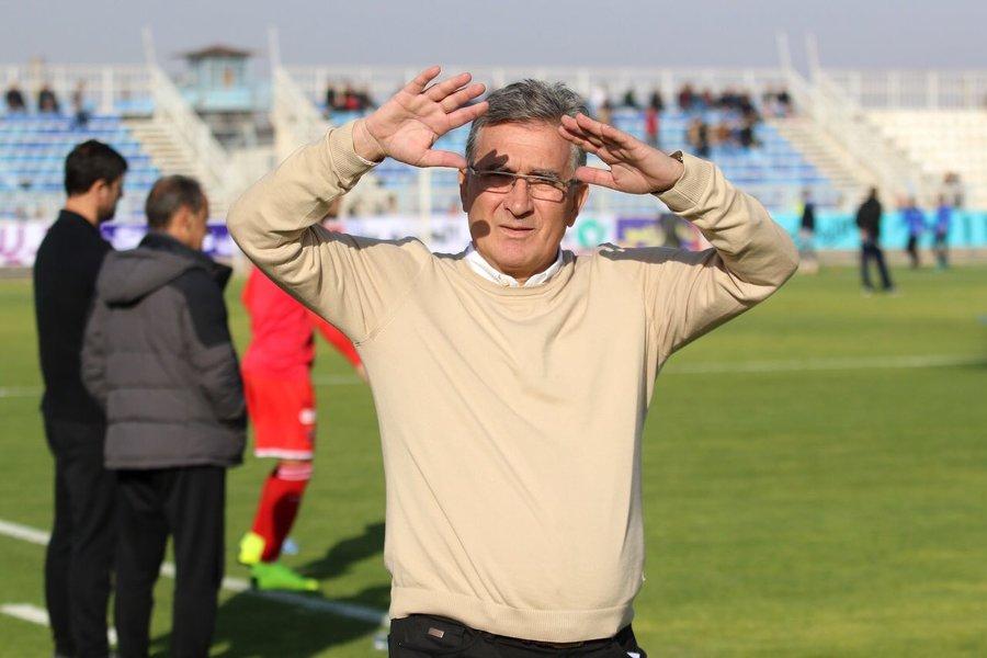 برانکو: به بازیکنان و هوادارانمان افتخار میکنیم
