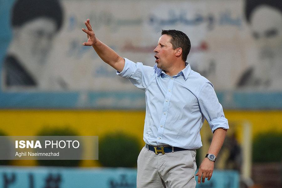 بنتو سرجیو: میخواستیم برنده شویم ولی سه گل از استقلال خوردیم