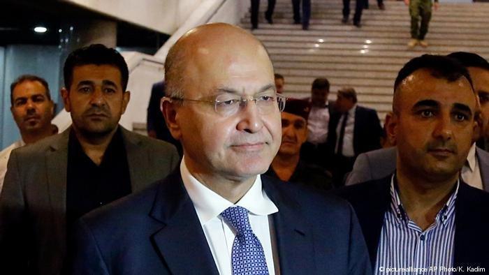 برهم صالح  رئيس جمهور عراق