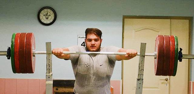 وزنه برداري