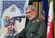 اعتبار ایران ثمر خون شهداست