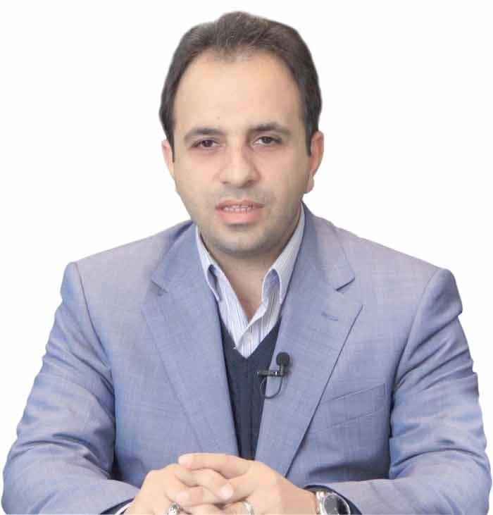 علی محمد سعادتی- شهردار منطقه 12