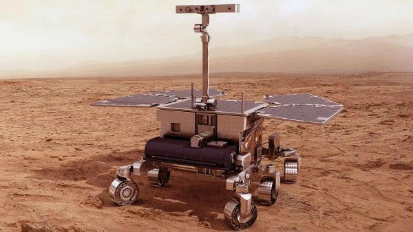 مریخ نورد اگزومارس