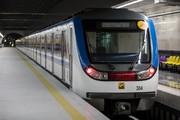 مشکل خط ۳ مترو تهران بر طرف شد