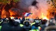 ادامه ناآرامیها در پاریس | احتمال اعلام وضعیت فوقالعاده در فرانسه