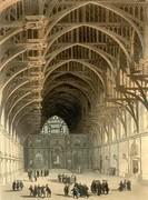 معماری گوتیک انگلیسی به روایت تصویر