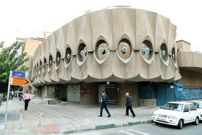 ساختمان دفينه