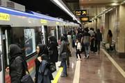 مدیران شرکت بهرهبرداری مترو تهران در جایگاه معلولان قرار گرفتند