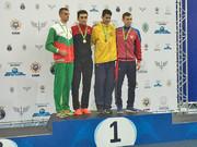 هتتریک قهرمانی ایران در مسابقات تکواندوی ارتشهای جهان