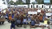 سازمان ملل شرایط فاجعهبار، غیرانسانی و خطرناک پناهجویان استرالیا را محکوم کرد