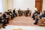 بشار اسد: هدف آمریکا در تضعیف کشورهای مستقل یکسان است