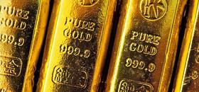 قیمت طلا در دنیا صعودی شد