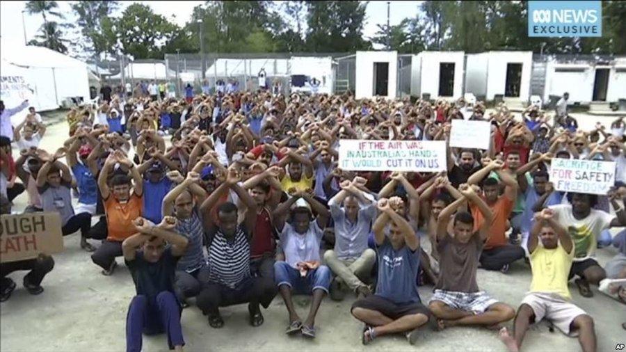 پناهجويان استراليا