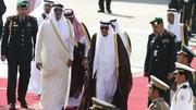 پادشاه عربستان، امیر قطر را دعوت کرد