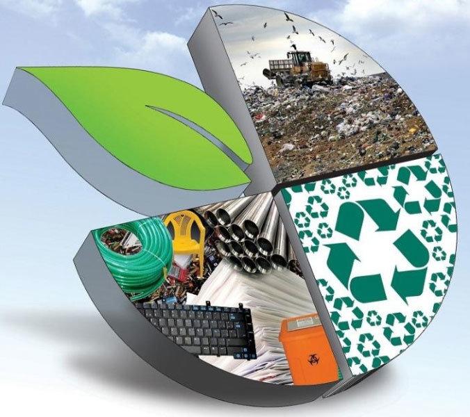 نمایشگاه مدیریت پسماند و بازیافت