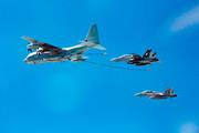 سوختگیری نافرجام جنگندههای آمریکایی | دو سقوط پیاپی