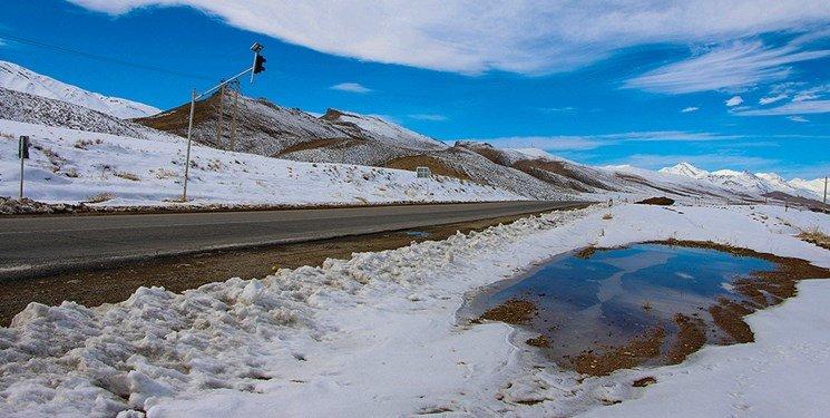 بارش مجدد برف و باران/ کاهش دما تا ۷ درجه در شمال