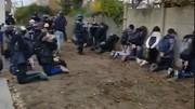 فرانسه | دانشآموزان در چنگ پلیس