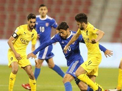 لیگ ستارگان قطر  شکست سنگین الشحانیه برابر السد