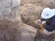 بازههور | محوطه ساسانی  در خطر تخریب