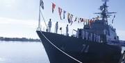 افتتاح نمایشگاه توانمندیها و دستاوردهای فنی و تخصصی نیروی دریایی ارتش