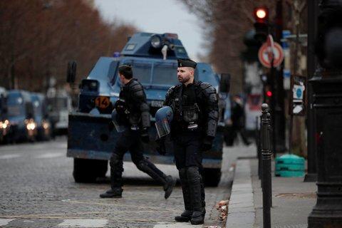 اعتراضات فرانسه
