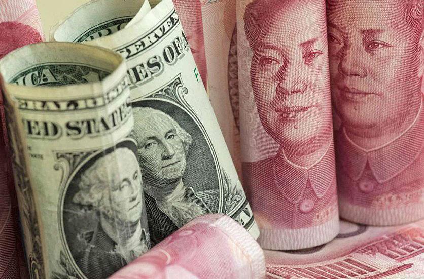 دلار و يوان