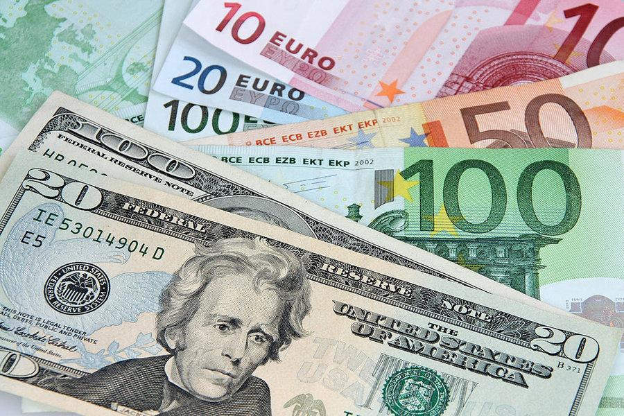 دوشنبه ۹ اردیبهشت | قیمت ارز در صرافی ملی؛ دلار ۴۰ تومان رشد کرد