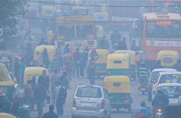 آلودگي هند