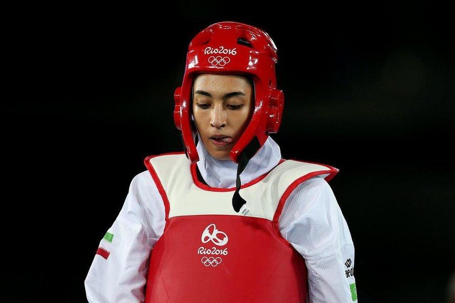 کیمیا علیزاده قهرمانی جهان ۲۰۱۹ را هم از دست داد