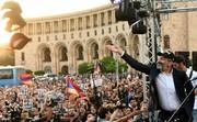 پیروزی قاطع ائتلاف پاشینیان در انتخابات ارمسنتان