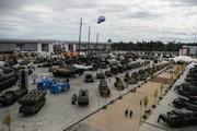 روسیه دومین سازنده تسلیحات در جهان